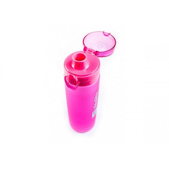 Fľaša G21 SMOOTHIE 650ml ružová - zmrznutá