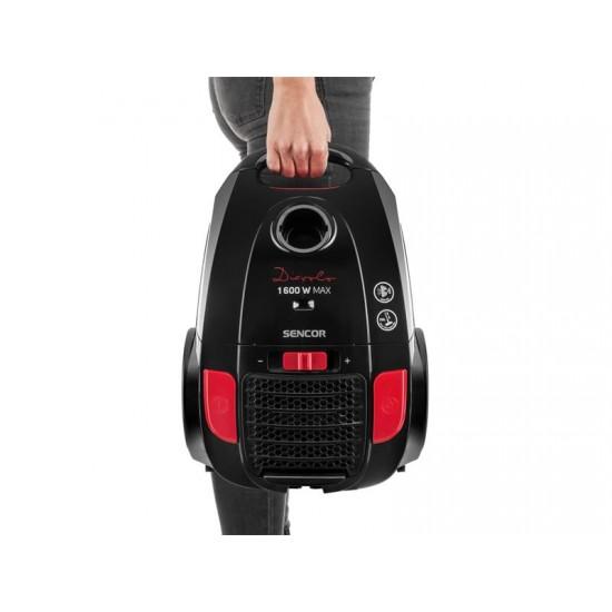 Vysávač podlahový SENCOR SVC 6000BK