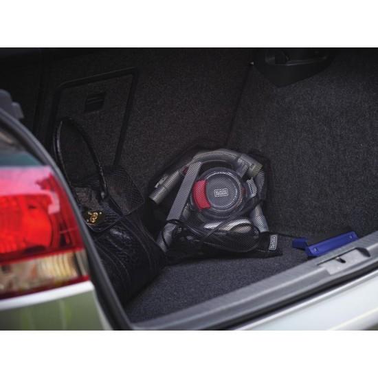 Vysávač BLACK+DECKER ručný 12V Dustbuster Flexi, PD1200AV-XK