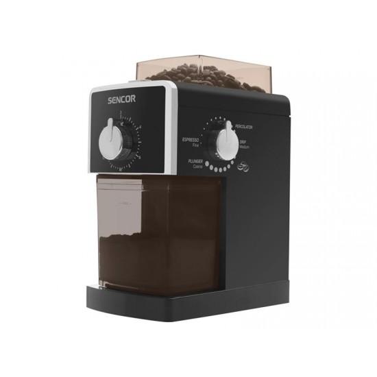 Mlynček na kávu SENCOR SCG 5050BK