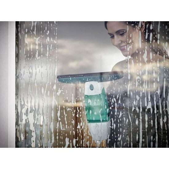 Čistič okien LEIFHEIT WINDOW CLEANER + tyč 43 cm + mop na okná 51003