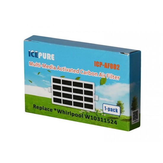 Filter antibakteriálny ICEPURE pre chladničky MICROBAN HYG001 / ANT001 vzduchový