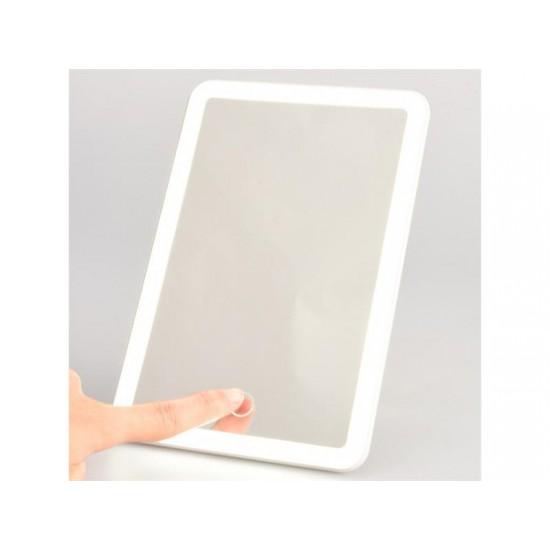 Zrkadlo kozmetické IMMAX RECTANGLE + LED podsvietenie 08940L