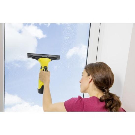Stierka na okná AKU KÄRCHER WV 5 PREMIUM NON STOP CLEANING KIT